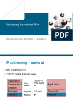 Mod6 - Addressing the IPv4