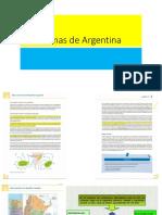 Climas Argentina