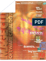 Image Club Typeface Library 1995 Catalog