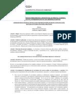 Reglamento de Concursos Merecimientos y Oposicion Personal Academico Actualizado Al 13 de Septiembre de 2019
