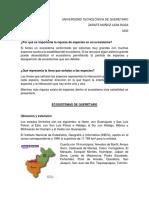 Ecosistemas Querétaro