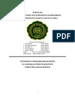 KEL.7 KONSEP RECOVERY DAN SUPPORTIVE ENVIRONMENT DALAM PERAWATAN KLIEN GANGGUAN JIWA.doc