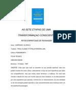 AS 7 ETAPAS DE UMA TRANSFORMAÇÃO CONSCIENTE - Gloria D. Karpinski.pdf