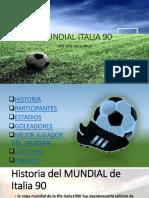 Mundial de Italia 90