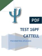 16PF CATELL
