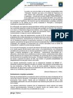 Informe FINAL GELOGIA UNC