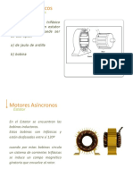 Rotor Jaula de Ardilla vs Embobinado