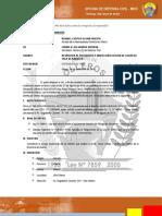 Informes Defensa Civil Setiembre 2019