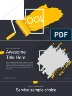 Cool Powerpoint Template.pptx
