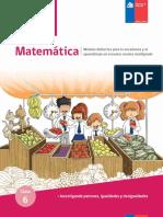 matemática multigrado