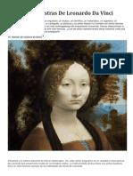 Las Obras Maestras de Leonardo Da Vinci