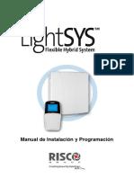 Manual de LightSYS en Español.pdf