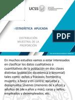 DISTRIBUCIÓN MUESTRAL DE LA PROPORCIÓN.pptx