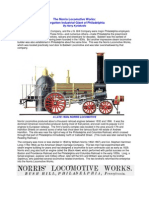 The Norris Locomotive Works