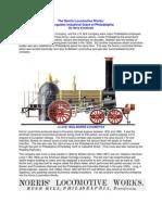 The Norris Locomotive Works