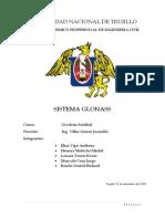 Levantamiento Sistema Glonass