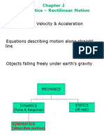 Lecture Chap 2 One d Motion Freefall