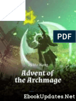 Advent of the Archmage - Mo Xiang - Completed