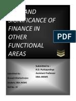 roleandsignificanceoffinanceinotherfunctionalareas-140423232719-phpapp01