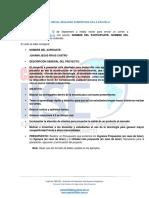 Formato Proyecto - JOHANN RIVAS