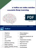 Predicción de Tráfico en Redes Móviles Mediante Deep Learning