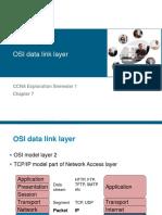 Mod7 - OSI Data Link