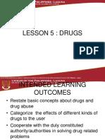 Nstp 1 Drugs