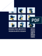 Artistic Research Yearbook VR 2017