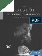 El Evangelio abreviado - Lev Nikolaievich Tolstoi.epub