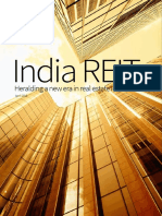 Updated India Reits Heralding a New Era in Real Estate Investments