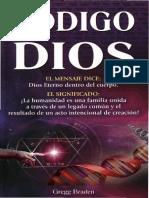 (Gregg Braden) - El codigo de dios.pdf