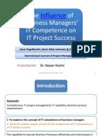 IT Project Success