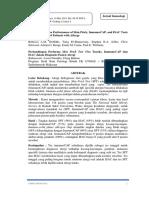 Abstrak SPT, ImmunoCAP Dan ISAC