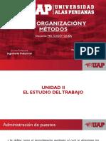 Organizacion y Metodos Unidad II 20-09-19