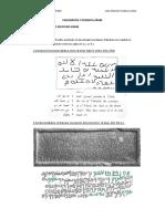 Paleografía y Epigrafía Árabe 1