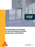 Esd and Conductive Flooring
