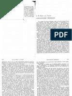 """Piaget y Beth, Conclusiones generales a """"Relaciones entre la lógica formal y el pensamiento real"""""""