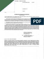 Acusación contra Michael P. Barnett