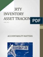 Property Inventory Presentation