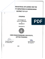 PhD -Synopsis- in Geography-SVU- Joesph K. J.docx