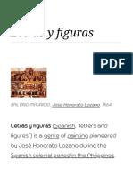 Letras y Figuras - Wikipedia