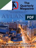 ABTA QuarterlySpring 2018