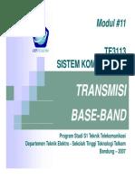 transmisis base band