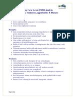 SWOT Analysis for Dairy Farm.pdf