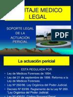 Peritaje Médico Legal