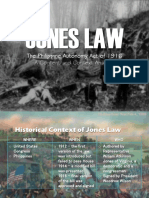 Jones Law Report
