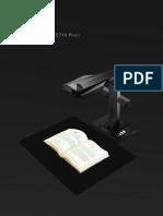 CZUR_Scaner ET16 Plus User Manual V8.0-1-English