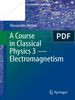 A Course in Classical Physics 3. Electromagnetism - Alessandro Bettini.pdf