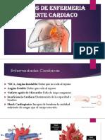 Cuidados de Enfermeria Paciente Cardiaco