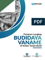 eBook Premium Panduan Budidaya Vaname